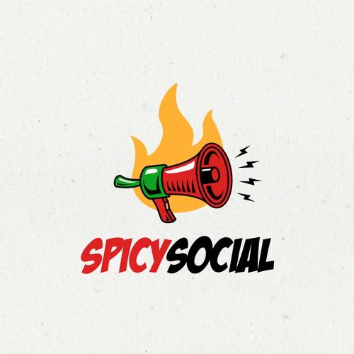 Spicy Social Logo