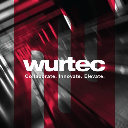 Wurtec - logo for elevator company