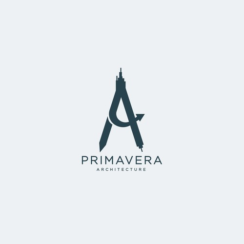 Logo design for architecture company
