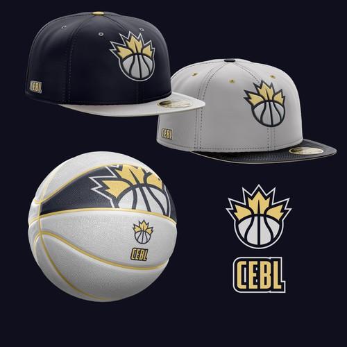 CEBL logos