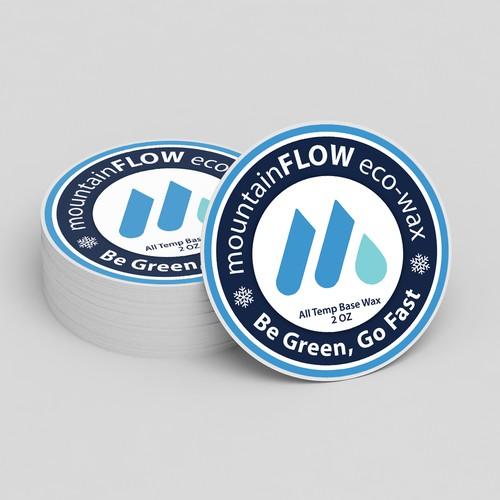 Nice Sticker Design