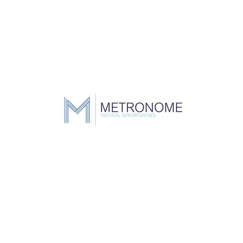 Logo concept for Metronome