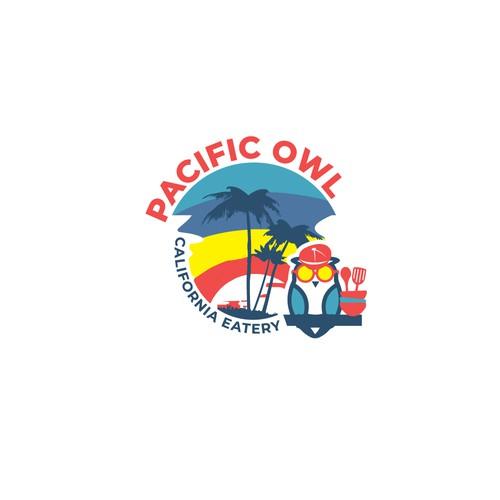 pacific owl logo