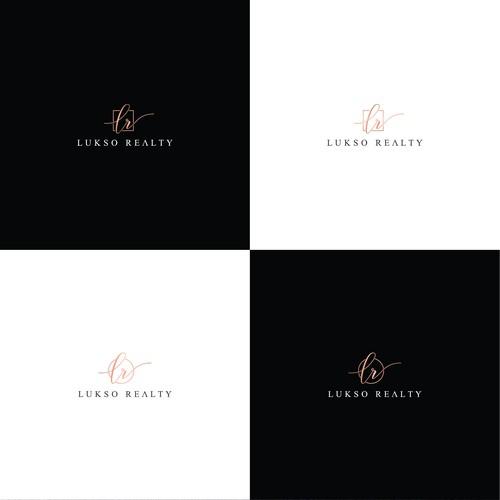 Luxurious logo for real estate brokerage !