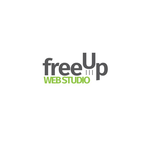 Logo for web studio
