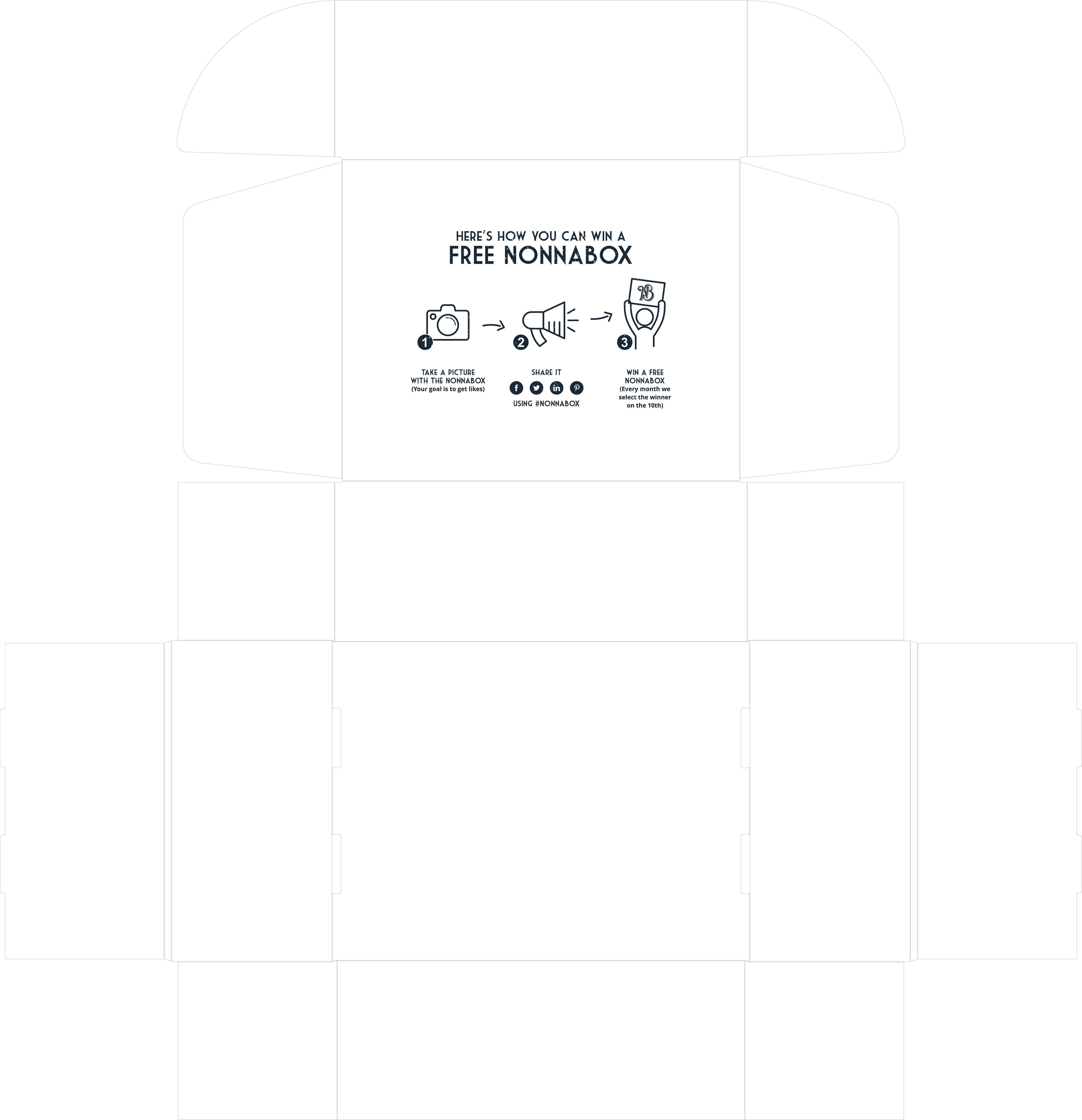 Design Box for NonnaBox