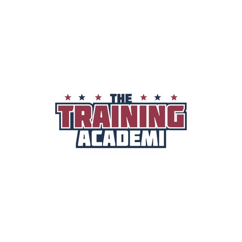 The Training Academi logo concept