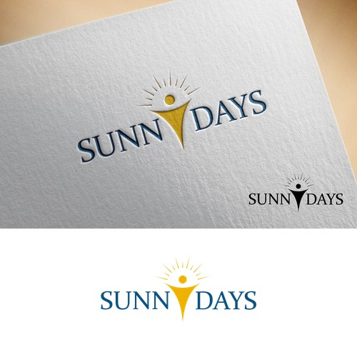 SUNNYDAYS needs a wonderful and clear logo . . We publish books . .