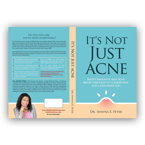 It's Not Just Acne