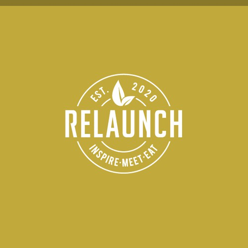 Emblem logo for RELAUNCH