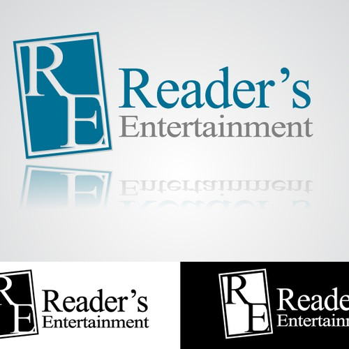 Create the next logo for Reader's Entertainment