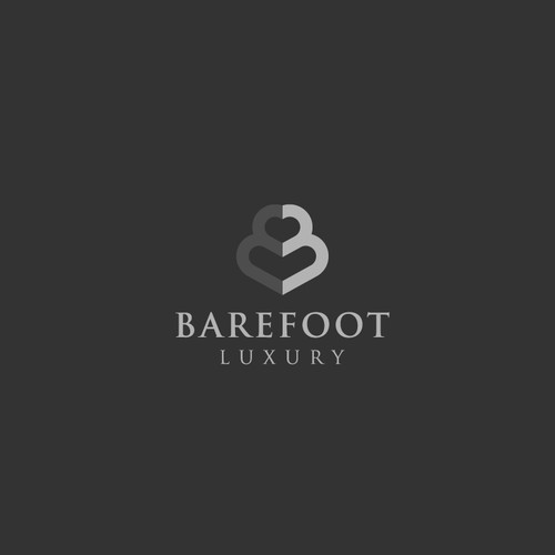 Design a logo for Barefoot Luxury (resorts)