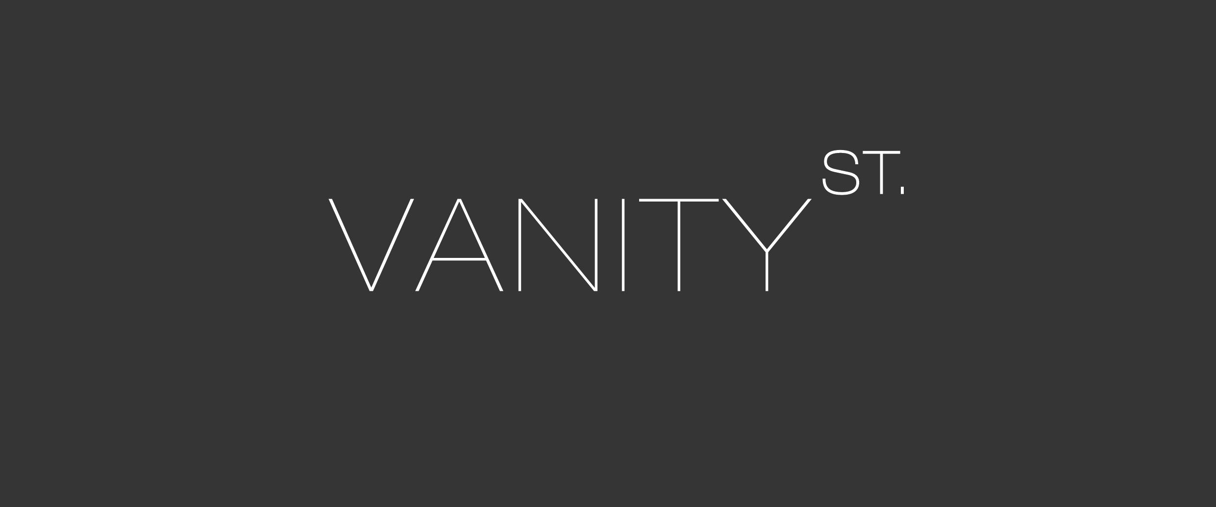 Design a new logo for Vanity St.