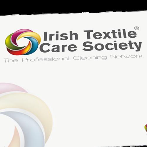 Logo design:  Irish Textile Care Society