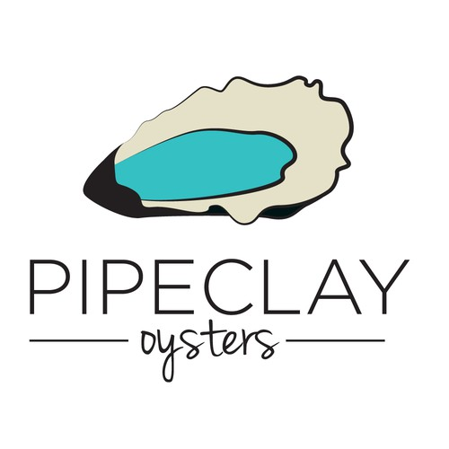 pipeclay oysters