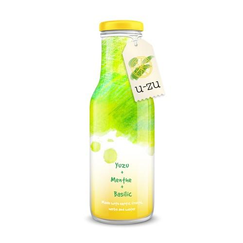 u-zu fruits juice