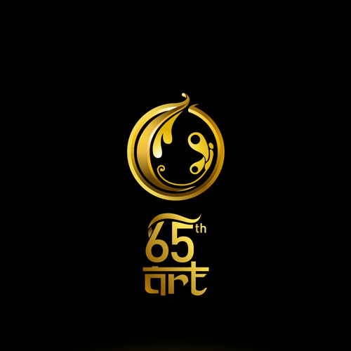 New Logo for 65 Art