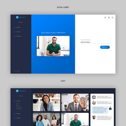 Web App design for Jackfruit