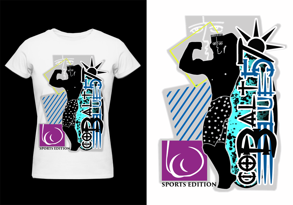Update my current t-shirt design