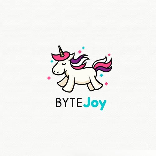 Fun, bright, colorful but unique logo for software consultancy
