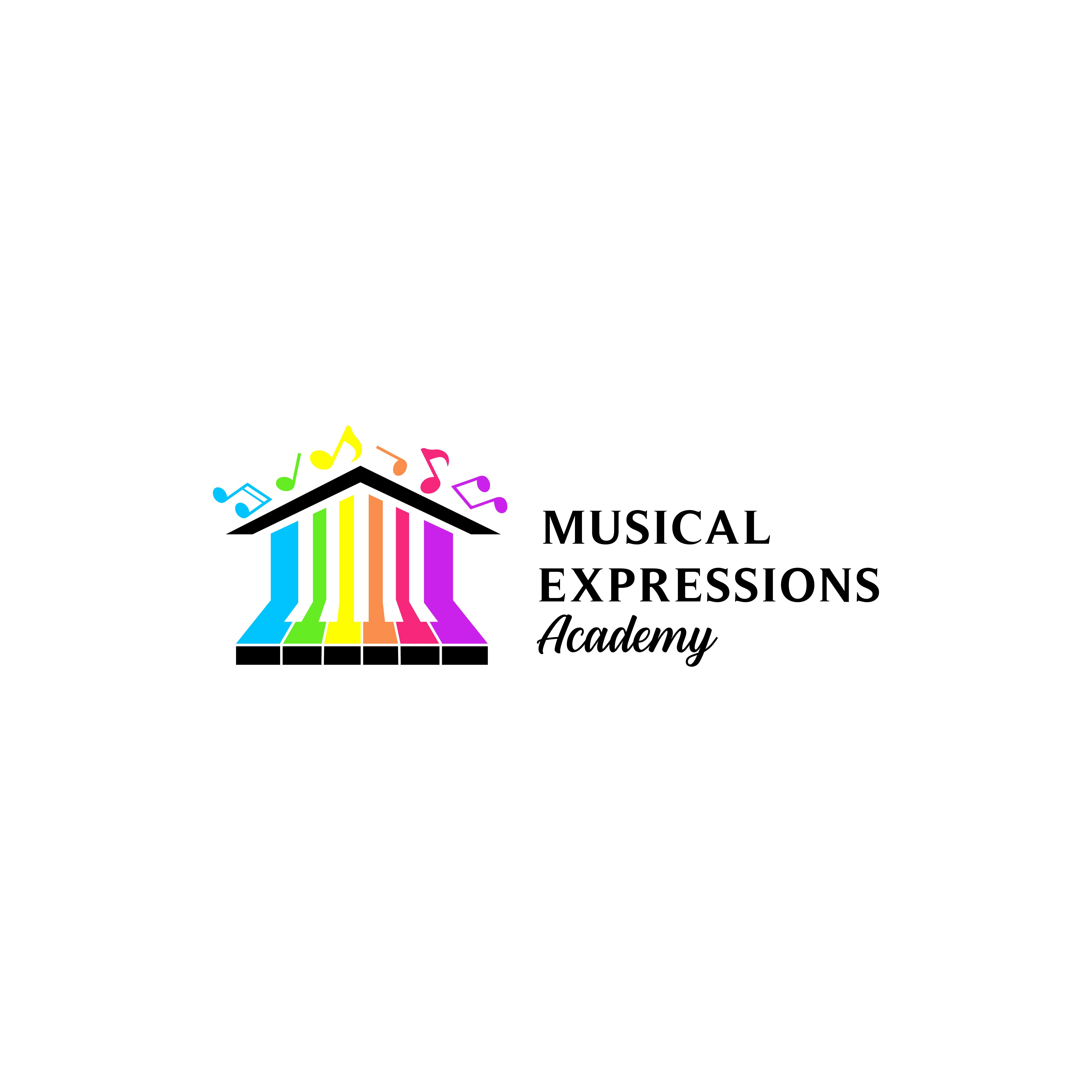 """Help the """"Musical Expressions Academy"""" have the most visually stimulating logo in my hometown!"""