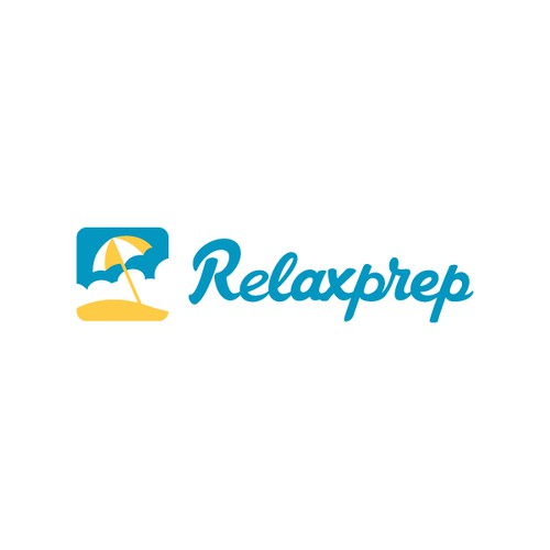 "Test prep website needs ""relaxing"" logo"
