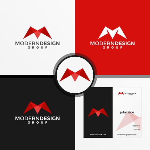 Logo for Modern Design Group