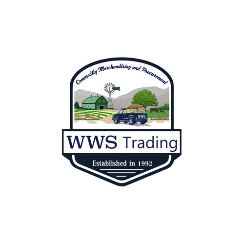 Logo concept for WWS Traiding