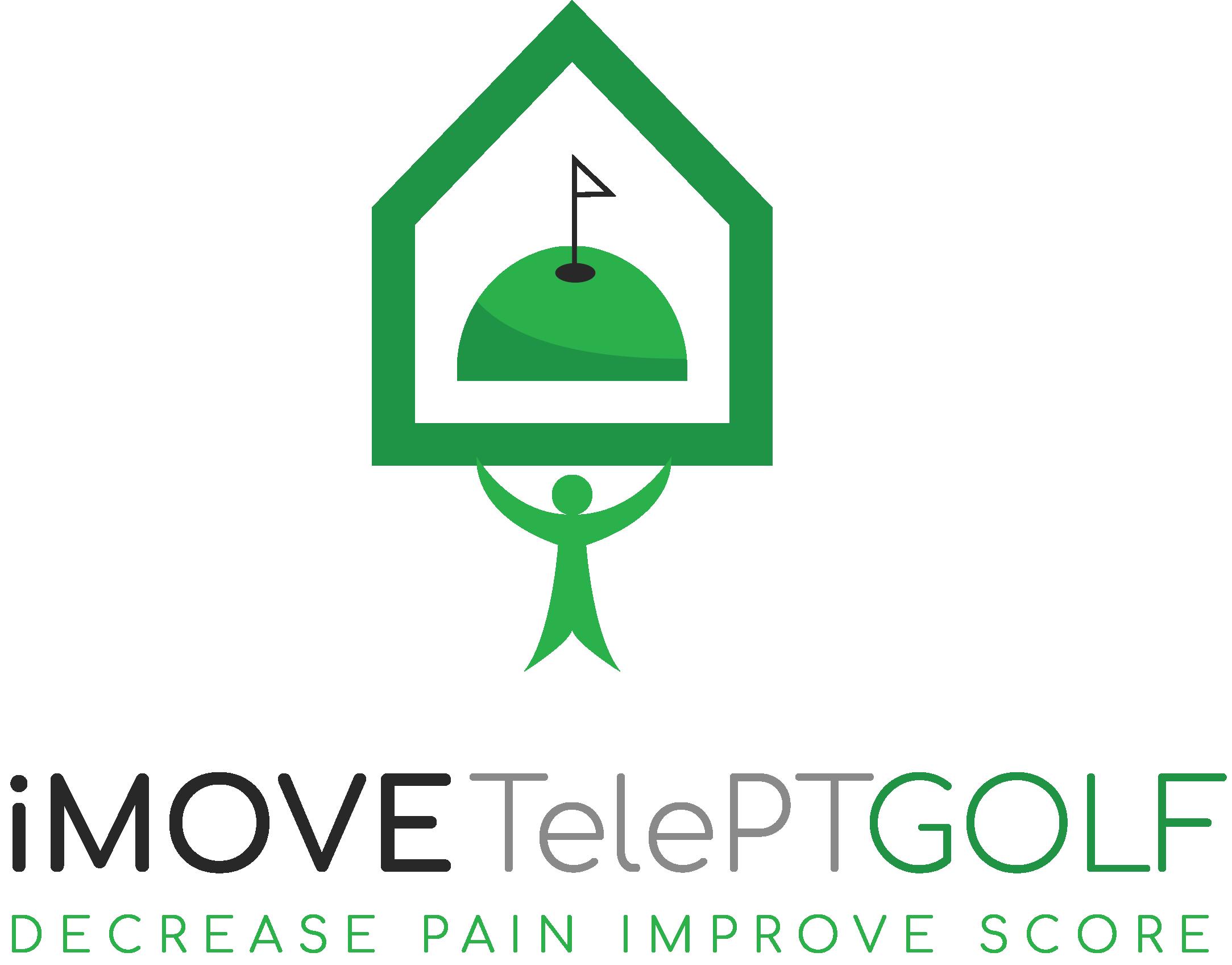 iMove TelePT Golf logo