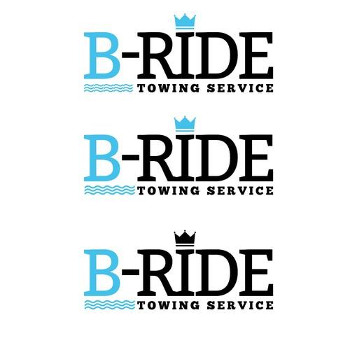 B-Ride Logo