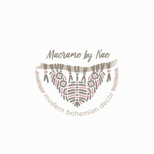 Logo for Macrame decor