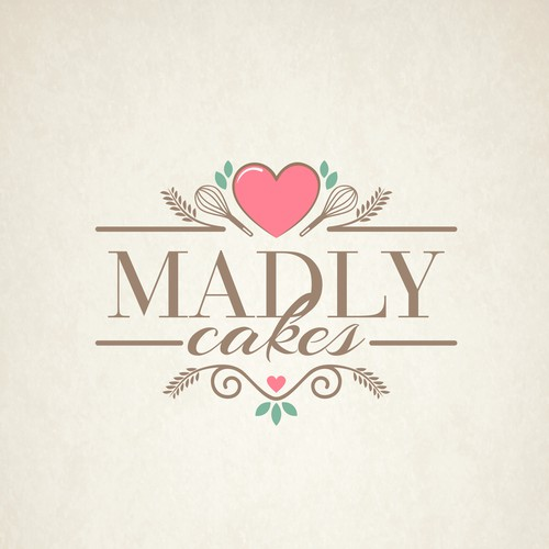 Logo Concept for Cakery