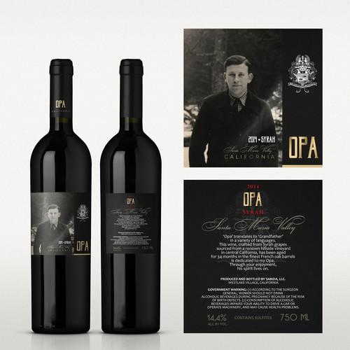 OPA wines, California