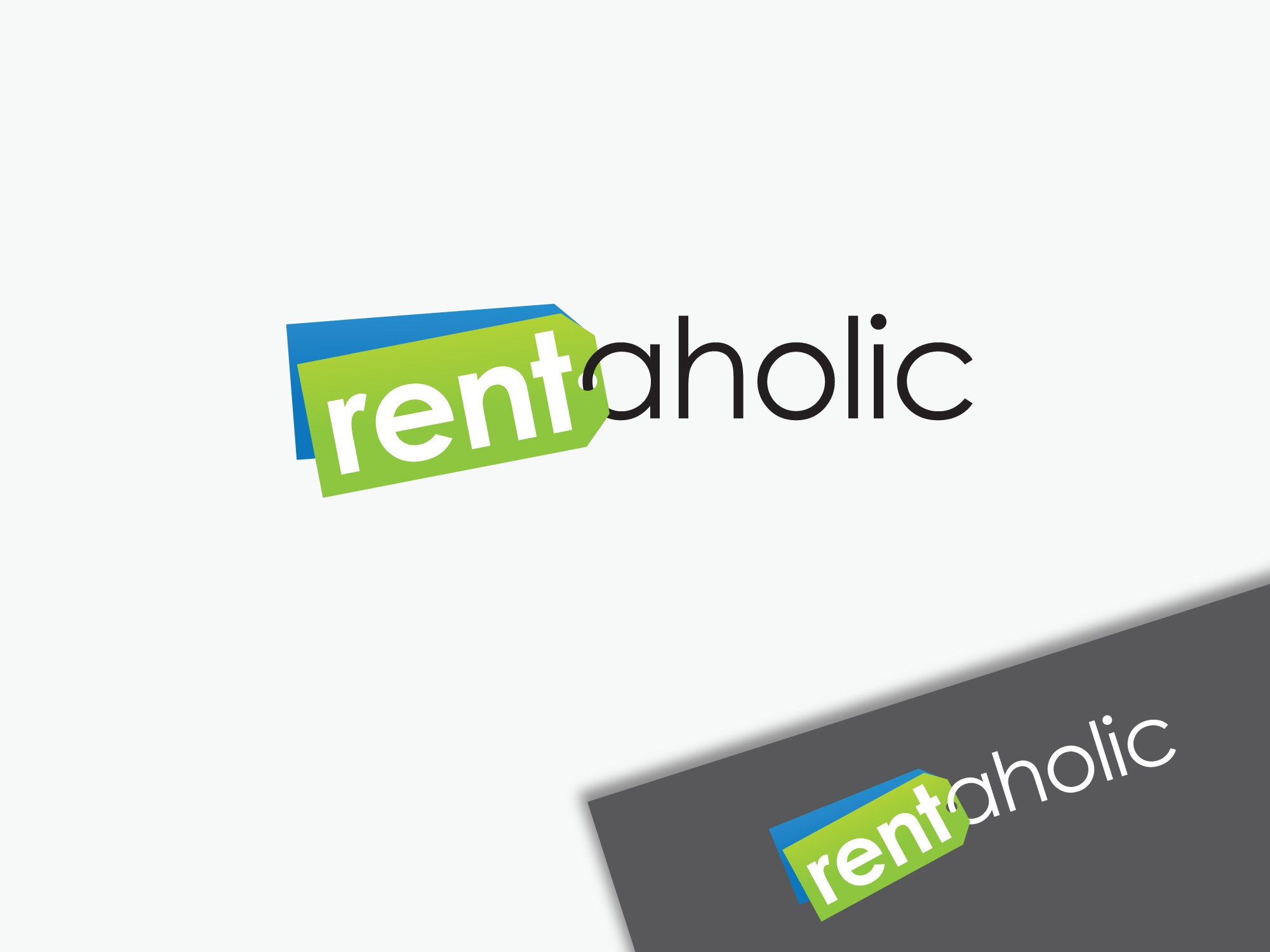 Help Rentaholic with a new logo