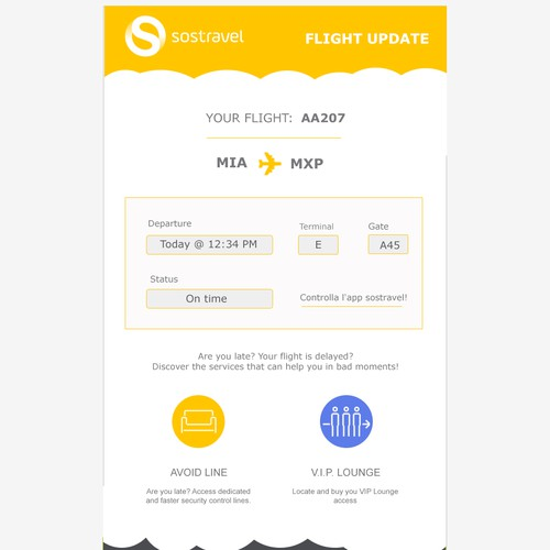 Responsive Transactional Email template