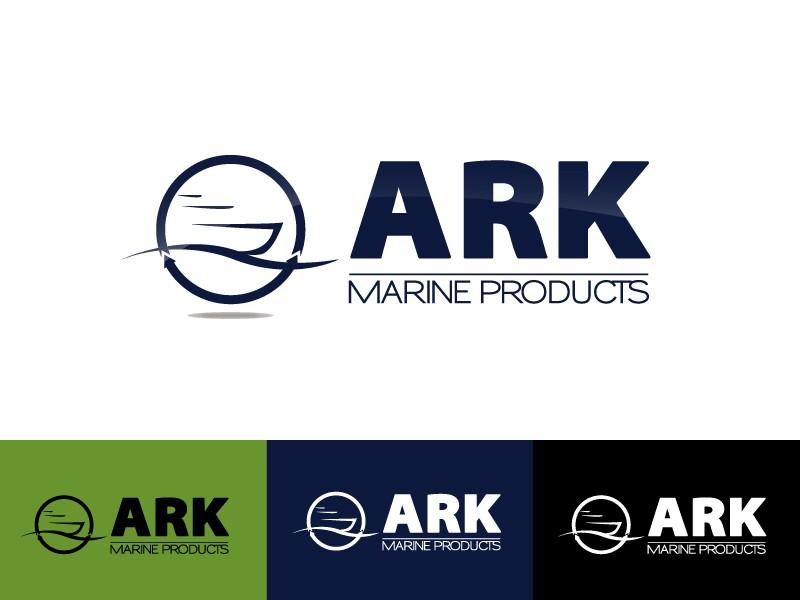 ARK Marine Products needs a new logo