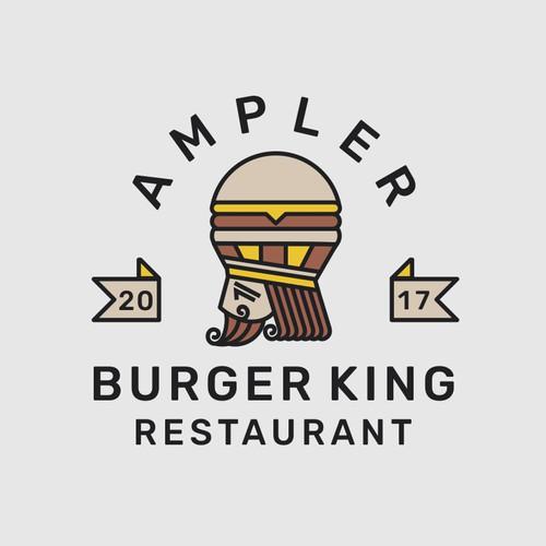 Ampler Burger King