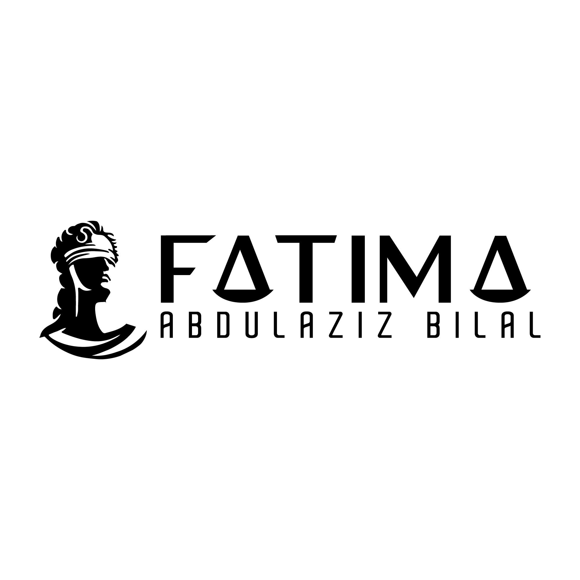 Fatima Abdulaziz Bilal -  Logo & brand identity