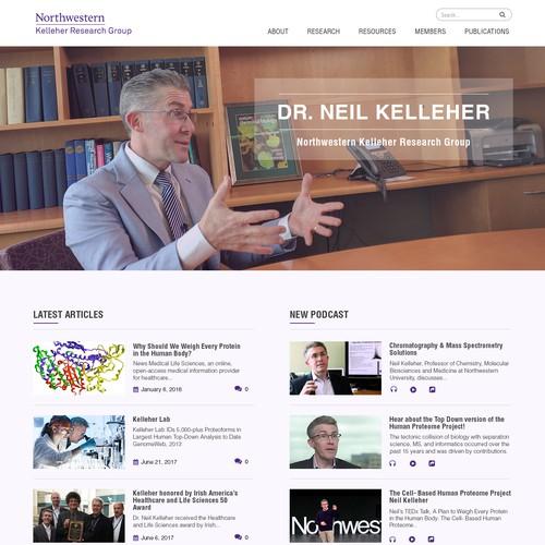 Dr. Neil Kelleher