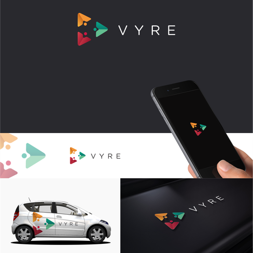 Moder, vlean and clear design for Vyre