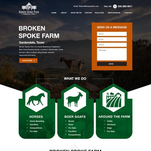 Broken Spoke Farm