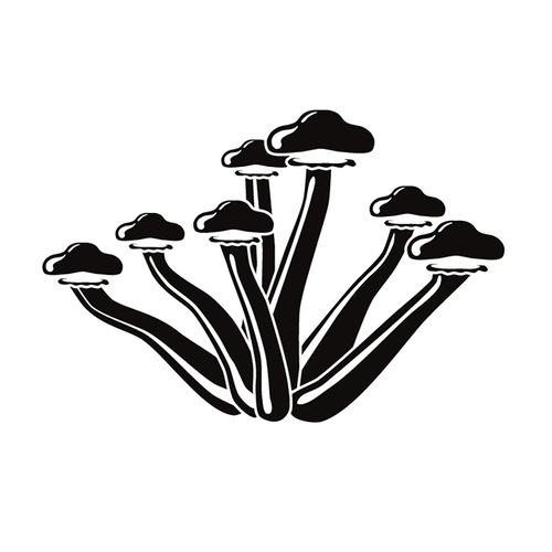 Growing Mushrooms Logo!