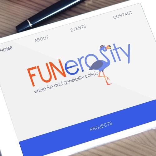 FUNerosity Charity Logo