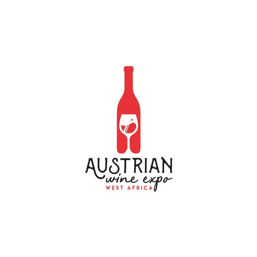 "Concept for ""Austrian Wine Expo"""