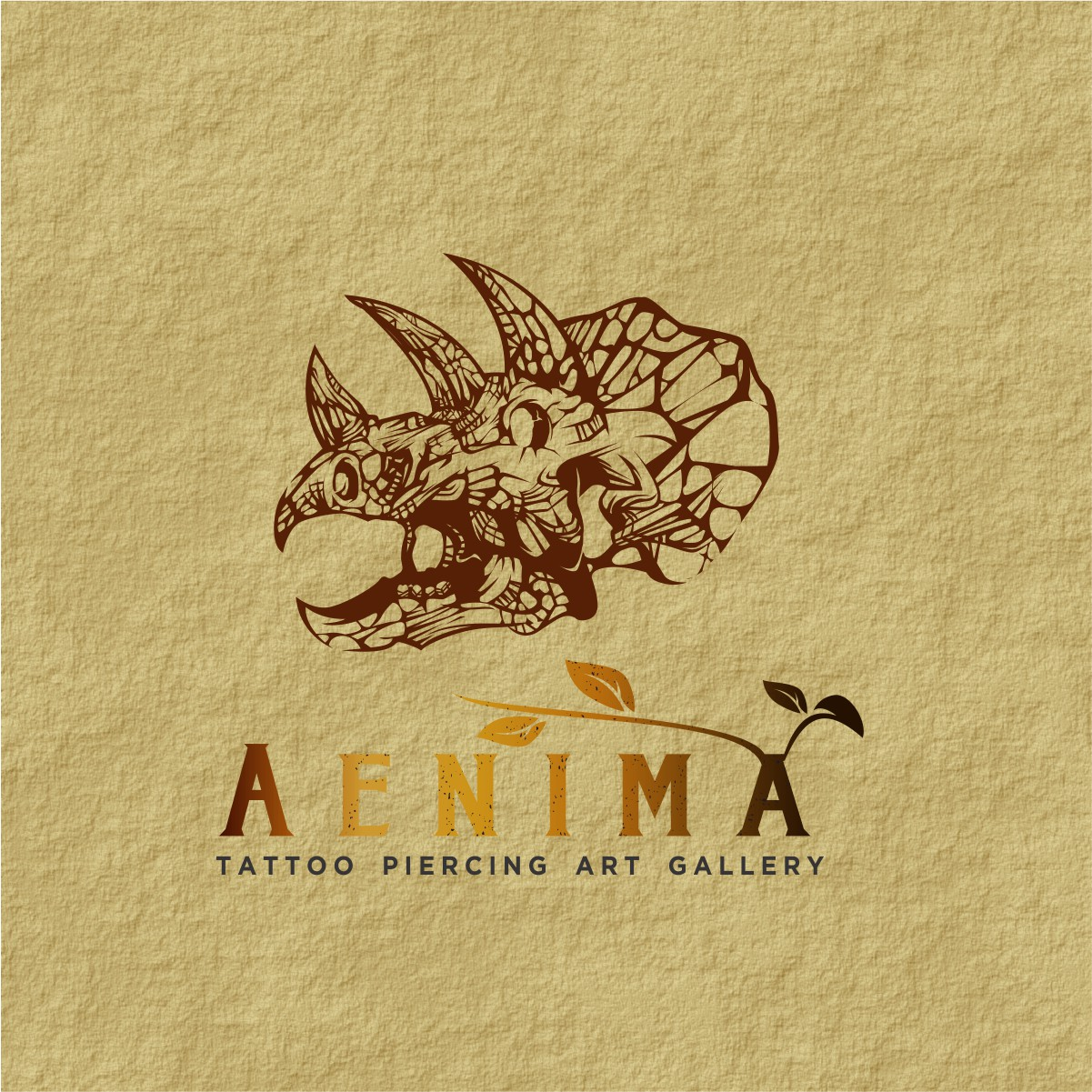 Aenima / luxury tattoo shop & art gallery / curiosity cabinet atmosphere