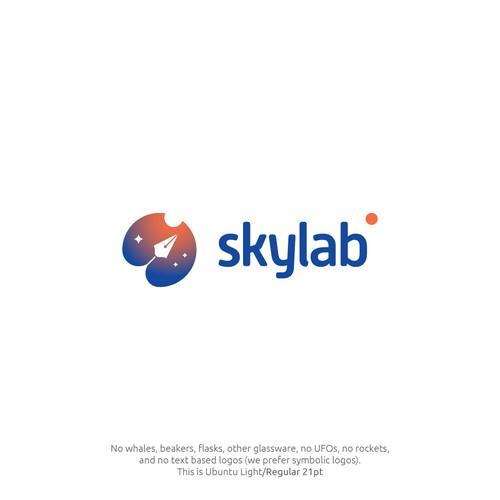 Smart logo for a social network