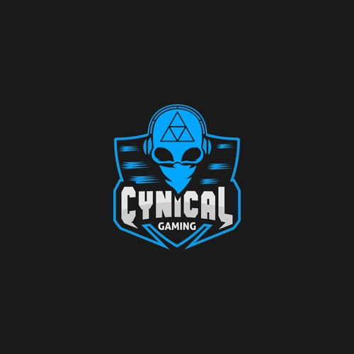 Cynical gaming logo