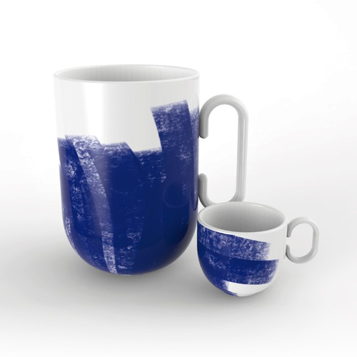 Minimalistic Mug Design