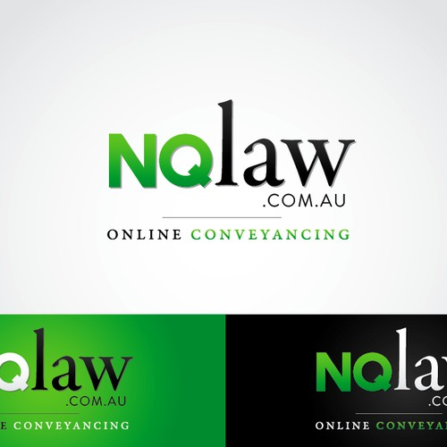 nqlaw.com.au needs a new logo