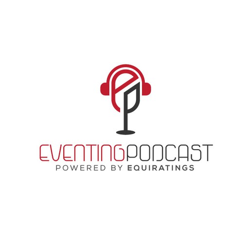 Create a clever logo for a new sporting podcast.